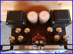 1 Pair VTL Mono Block Tube Power Amps