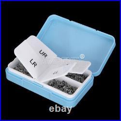 10 AZDENT 1st Molar Roth 0.022 Bondable Monoblock Buccal Tubes Non-Conve 50Sets