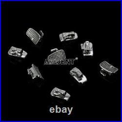 10 Boxes Dental Buccal Tubes 1st Molar Roth 0.022 Bondable Monoblock Non-Conve