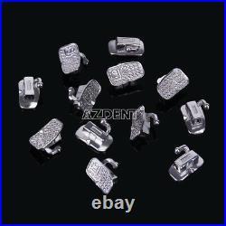 10 Kit Dental Buccal Tube Orthodontic 1st Molar Bondable Monoblock U1L1 Roth 018