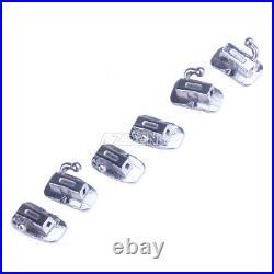 10 X Dental Orthodontic Buccal Tube MBT. 022 1st Molar Monoblock Non-Convertible