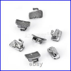 1000pcs Dental Ortho Buccal Tube 1st Molar MBT0.018 Bondable Monoblock Non-Conv