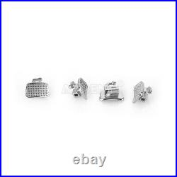 10BOX Dental 2st Molar Bondable Monoblock Non-Conv Single Roth 0.022 Buccal Tube