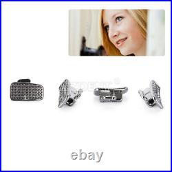 10Box AZDENT Dental 1st Molar Bondable Monoblock Non-Conv Roth 0.018 Buccal Tube
