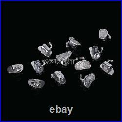 10Box AZDENT Dental Ortgodontic Buccal Tube Monoblock Non-Con Roth. 022 2nd Molar