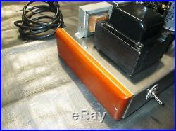 10W Stereo monoblock HiFi vacuum tube amp PlugIn 2A3 45 6B4 6V6 6L6 w. 8 tubes