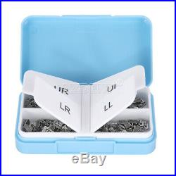 10X 1st Molar Bondable Monoblock Non-Conve Single Roth 0.022 Buccal Tube