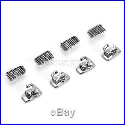 10X Dental 1st Molar Bondable Monoblock Non-Conv Single Roth 022 Buccal Tube