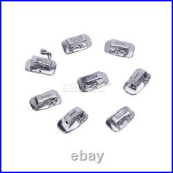 10X Dental Bondable 1st Molar Roth 0.022 Buccal Tubes Monoblock 200sets AZDENT