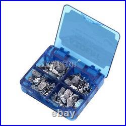 10X Dental Orthodontic 1st Molar Monoblock Buccal Tube Roth. 022 Non-Convertible