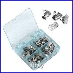 10X Dental Orthodontic Bondable MBT. 022 1st Molor Buccal Tube Monoblock Non-con