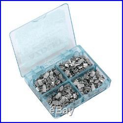 10X Dental Orthodontic Buccal Tube Non-Convertible Monoblock Bondable Roth 0.022