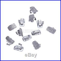 10X Dental Orthodontic Buccal Tube Roth 022 Monoblock 1st Molar Single Bondable