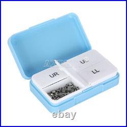 10X UPS Dental 1st Molar MBT 0.022 Bondable Single Buccal Tube MIM Monoblock