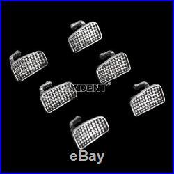 10x Bondable MIM Monoblock Non-Conv Single Buccal Tube MBT 022 500sets