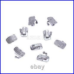 10x Dental Orthodontic Buccal Tube Monoblock 1st Molar Roth 022 Bondable Sgl