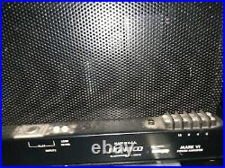 2 Dynaco Vintage Tube amps Mark Vl mono block. AS IS They both turn on