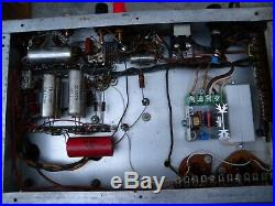 2 mono block power amps unknown branded tube 6973. 100% worked condition. U. S. A