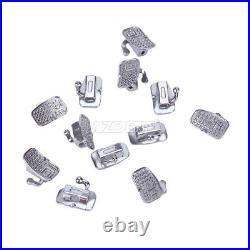 20Box AZDENT Dental Orthodonic 1st Molar Bondable Monoblock Buccal Tube Roth. 022