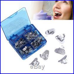 20Box AZDENT Orthodontic Dental Buccal Tube Monoblock Roth. 022 For 2nd Molar