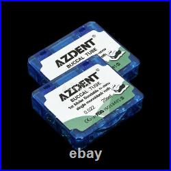 20Box Dental Ortho Buccal Tube Roth 022 Monoblock Non-Conv Bondable 1st Molar