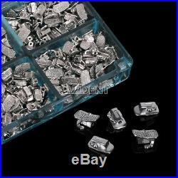 20x (50set) Dental Bondable 1st Molar Roth 0.022 Monoblock Buccal Tube az
