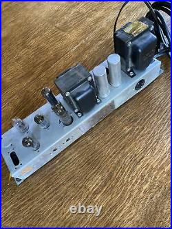 2x 6973 Amp for Guitar Amp or Hifi Mono Block Project Chassis Transformers Tubes