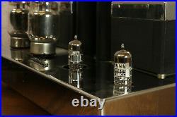 2x Kebschull 35 / 70 Röhren Mono Block Tube Power Amplifier Endstufen Verstärker