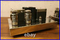 2x Kebschull 35/70 Röhren Mono Block Tube Power Amplifier Endstufen Verstärker 2