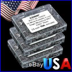 30 Boxes Dental Ortho 1st Molar Bondable Monoblock Buccal Tube Non-Con MBT 0.022