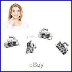 30 X Hot Dental Bondable Monoblock 1st Molar N-Con Ortho 0.022 Roth Buccal Tube