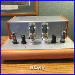 300B Dual Monoblock Tube Amplifier with Tubes, Inspired by JJ239