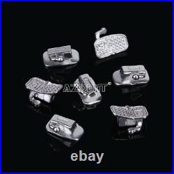 3Kits Dental Bondable Monoblock Buccal Tubes 1st Molar Roth 0.022 Non-con