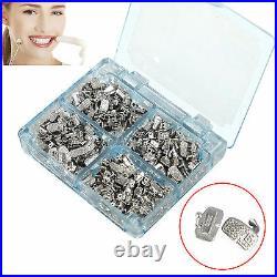 5 Dental Buccal Tube 1st Molar Bondable Non-Convertible Roth 022 Monoblock yb-m
