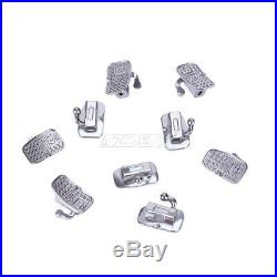 5 Dental Ortho Monoblock Buccal Tube 1st Molar Roth 022 Bondable Non-Conv U1L1