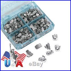 5 Kits Dental Roth 022 Orthodontic Monoblock Cast Buccal Tube Bondable PRO