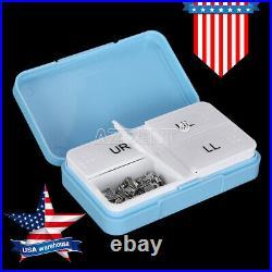 5Box Dental Ortho Buccal Tube Roth 0.022 1st Molar Monoblock Bondable Non-Conv