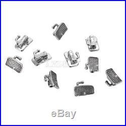 5X Dental Bondable 1st Molar Roth 0.022 Monoblock MIM Buccal Tubes 250sets AZ
