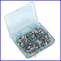5X Dental Ortho 1st Molar Monoblock Buccal Tube Roth 022 Bondable Non-Conv U1L1