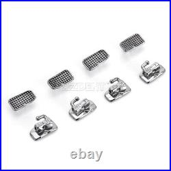 5X Dental Ortho Buccal Tubes MIM Monoblock Bondable 1st Roth 0.022 AZDENT