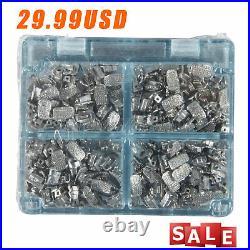 5packs Dental Orthodontic Buccal Tubes Monoblock Bondable MBT 022 1st Molar