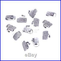 5x Dental Ortho Monoblock Roth 0.018 1st Molar Buccal Tube Bondable Non-Conv