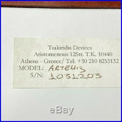 6550w Monoblock Tube Amplifier Tsakiridis Devices