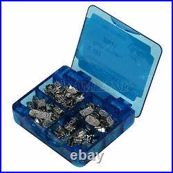 800 Dental Buccal Tube 1st Molar Bondable Non-Convertible Roth 022 Monoblock XW