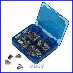 800PCS Dental Buccal Tube 1st Molar Bondable Non-Convertible Roth 022 Monoblock