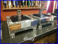 AGD Vivace Monoblock Power Amplifiers with MKII GaN FET Tubes Best sounding Amp