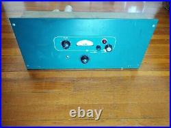 ALTEC 1568A Monoblock Tube Power Amplifier based on 2 x EL34 Tubes