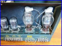 ALTEC 1570B Monoblock Tube Power Amplifier Vintage Tubes #2 Western Electric era