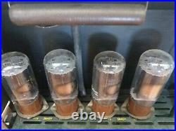 ALTEC 1570B Monoblock Tube Power Amplifier Works & Looks Great All Vintage Tubes