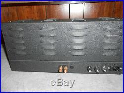 ATMA-SHERE M-60 MK 3.3 OTL Tube Mono-block Amplifiers